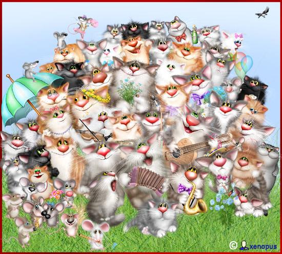 """Клуб любителей кошек """"Бисер"""": biser-club.ru/?newsid=rejjqkl5x0eopnv1a6cvvuh4zfrdmyne"""